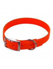 Collier Biothane Beta 19mm 45cm Orange Alpin'Dog