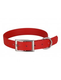 Collier Biothane Beta 25mm 60cm Rouge Alpin'Dog
