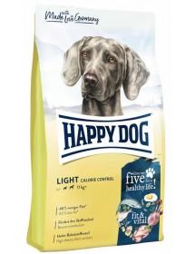 HappyDog Light Calorie Control 12 kg Alpin'Dog
