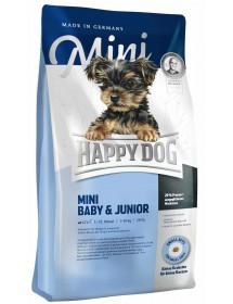 HappyDog Mini Baby & Junior 4kg Alpin'Dog