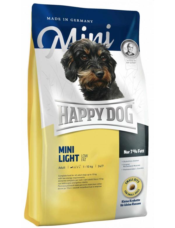HappyDog Mini Adult Light 4kg Alpin'Dog