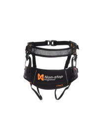 Kit Non-Stop (Taille S) Compétition Alpin'Dog Baudrier Cani X Belt Dos