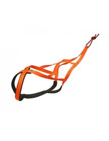 Harnais X-Back Orange Alpin'Dog