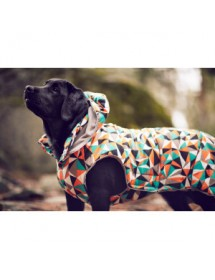 Manteau Rukka Pets Blizzard Diamond Alpin'Dog Balade