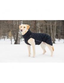 Manteaux Rukka Pets Flowcoat Noir Alpin'Dog Hiver