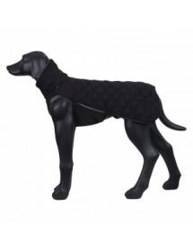 Manteaux Rukka Pets Flowcoat Noir Alpin'Dog Coté