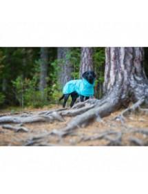 Parka Rukka Pets Hase Turquoise Alpin'Dog Pluie