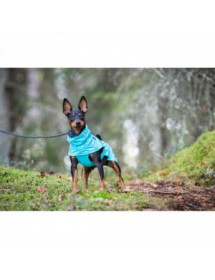 Parka Rukka Pets Hase Turquoise Alpin'Dog Promenade