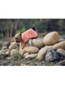 Parka Rukka Pets Hike Air Saumon Alpin'Dog Pluie