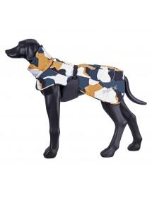 Manteau Rukka Pets Stormy Camouflage Alpin'Dog