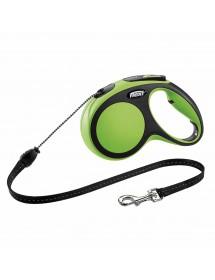 Flexi Comfort Corde M Vert Alpin'Dog