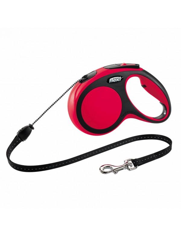 Flexi Comfort Corde M Rouge Alpin'Dog