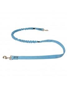 Ligne Amortie Basic Bleu Canicross Promenade Alpin'Dog