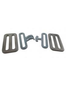 Clip métal pour ceinture Baggen Alpin'Dog Zoom